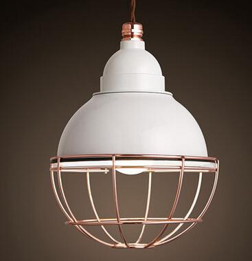 North European Iron Pendant lamps for home decoration modern lights Iron pendant lamp garden lights