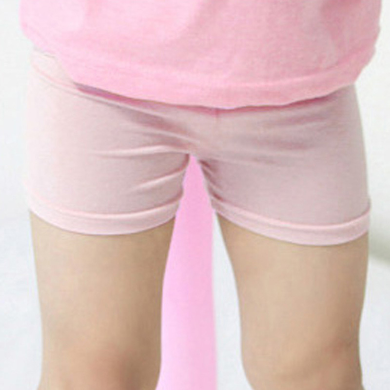 Toddler Kids Girl Safety Shorts Baby Leggings Summer Stretch Shorts Best