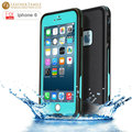 original For iphone 6 Waterproof Case 6 6ft Underwater ip68 life water Shock Dirt proof Protection
