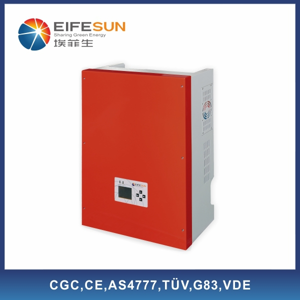 3kW(3000W) MPPT On Grid Solar Inverter(China (Mainland))