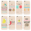 Cute Cartoon Mr Wonderful Design Case For iPhone SE 5 5S 5C 6 6S 7 Plus