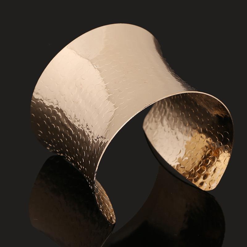 Lalala Brand 2015 New Fashion High Quality Women Width Bracelets 18k Gold Bijoux Women Bracelets Charm Bracelet For Women B0009(China (Mainland))