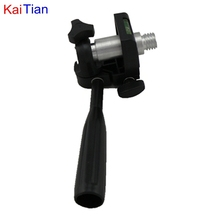 Kaitian 5/8 Inch 360 rotation Angle Adjustment Bracket with Extension Rod and tripod for Laser Levels  with Dual Slope