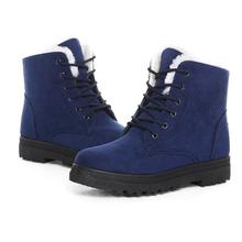 De la mujer botas botas femeninas 2015 nueva botas de nieve invierno botines moda mujer para para zapatos invierno botines botas martin(China (Mainland))