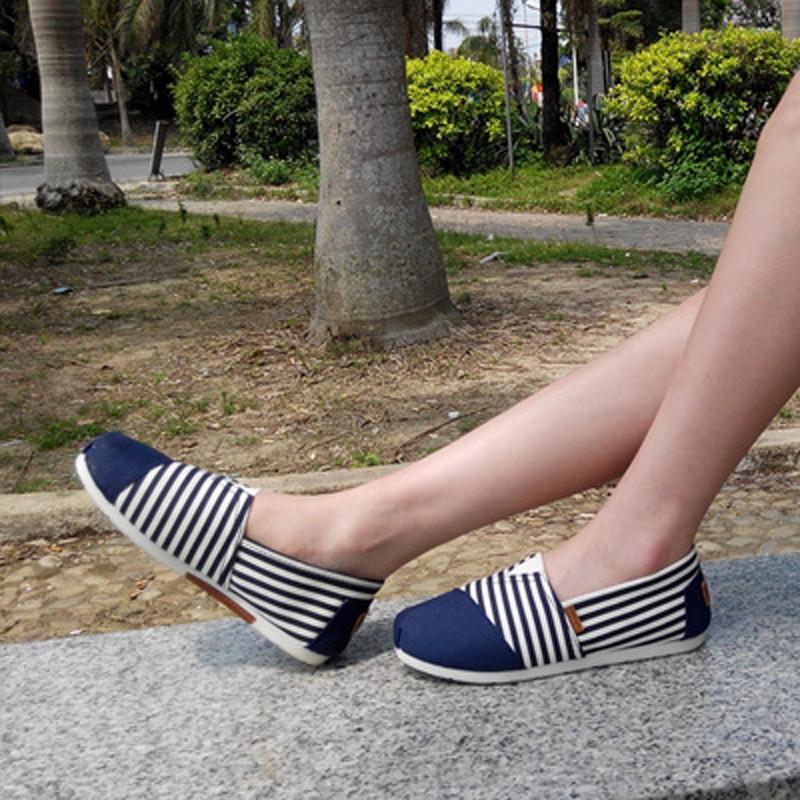 Большой размер 35 - 44 женщины квартиры обувь холст леопардовый скольжения - на мужчин лодке обувь фитнес восхождение женщины свободного покроя мокасины