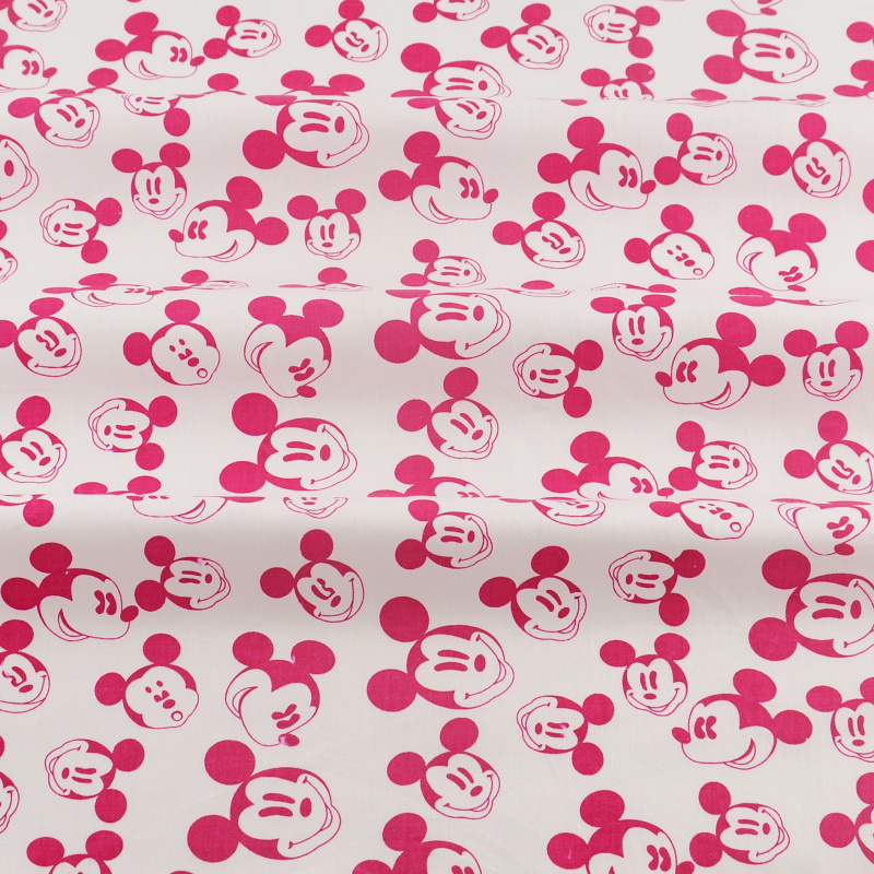 Cute cartoon designs patchwork tissue 100% cotton fabric 50cmx160cm scrapbooking home textile sewing bedding quilting tecido(China (Mainland))