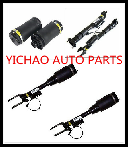 1 set Air Suspension Shock Absorber with ADS and air spring bags for Mercedes GL-Class X164 / M-Class W164(China (Mainland))