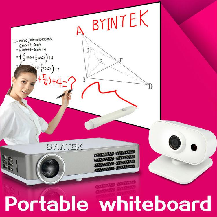 Проектор 1200ANSI DLP 3D HDMI USB /proyector BYINTEK проектор 2015 hdmi usb 1080p hd lcd 3d proyector byintek
