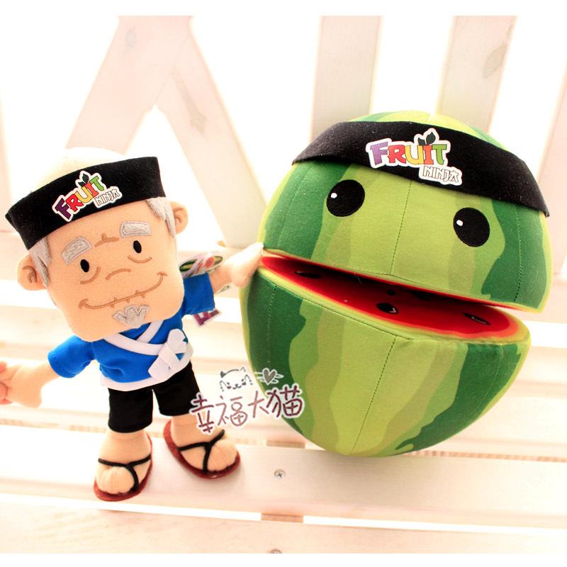 Ninja Watermelon Game Cut The Watermelon Fruit Ninja