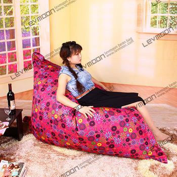 FREE SHIPPING garden bean bag covers water proof sumo bean bags POLYESTER bean bag chairs 140*180cm ikea bean bag