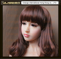 Top quality Japanese lifelike doll head for real love doll silicone soft oral sex doll head