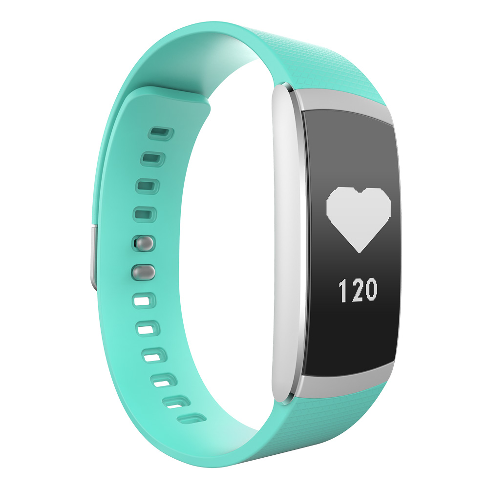 Smart Bracelet Bluetooth 4.0 Waterproof Touch Screen Fitness Tracker Health Wristband Sleep Monitor Smart Watch For IOS Android
