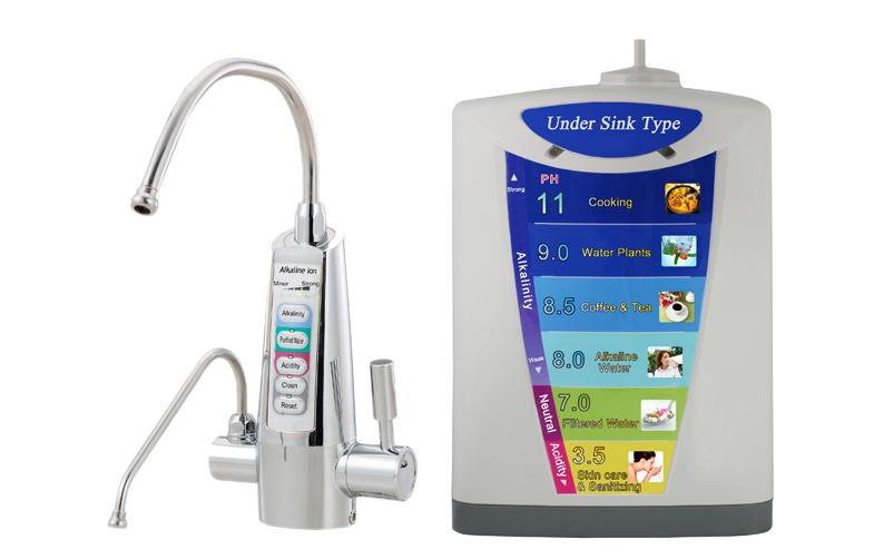 OEM accept portable alkaline water machine WTH-802 <br><br>Aliexpress