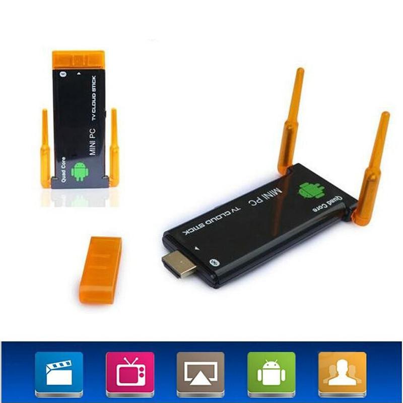 Mini PC J22 RK3188T Cortex A9 Quad Core Android 4.4.2 Mini PC CX-919II 2GB 8GB Smart TV Box CX-919 II CX 919II WIFI Dual Antenna(China (Mainland))