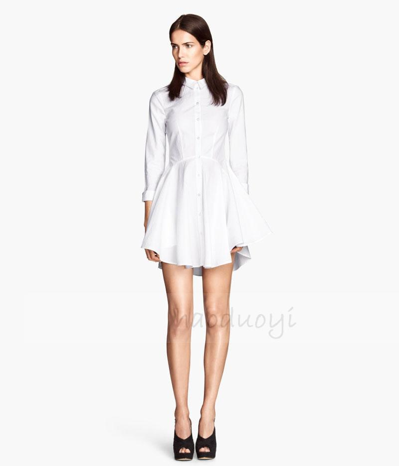 White Dress For Winter | klextk