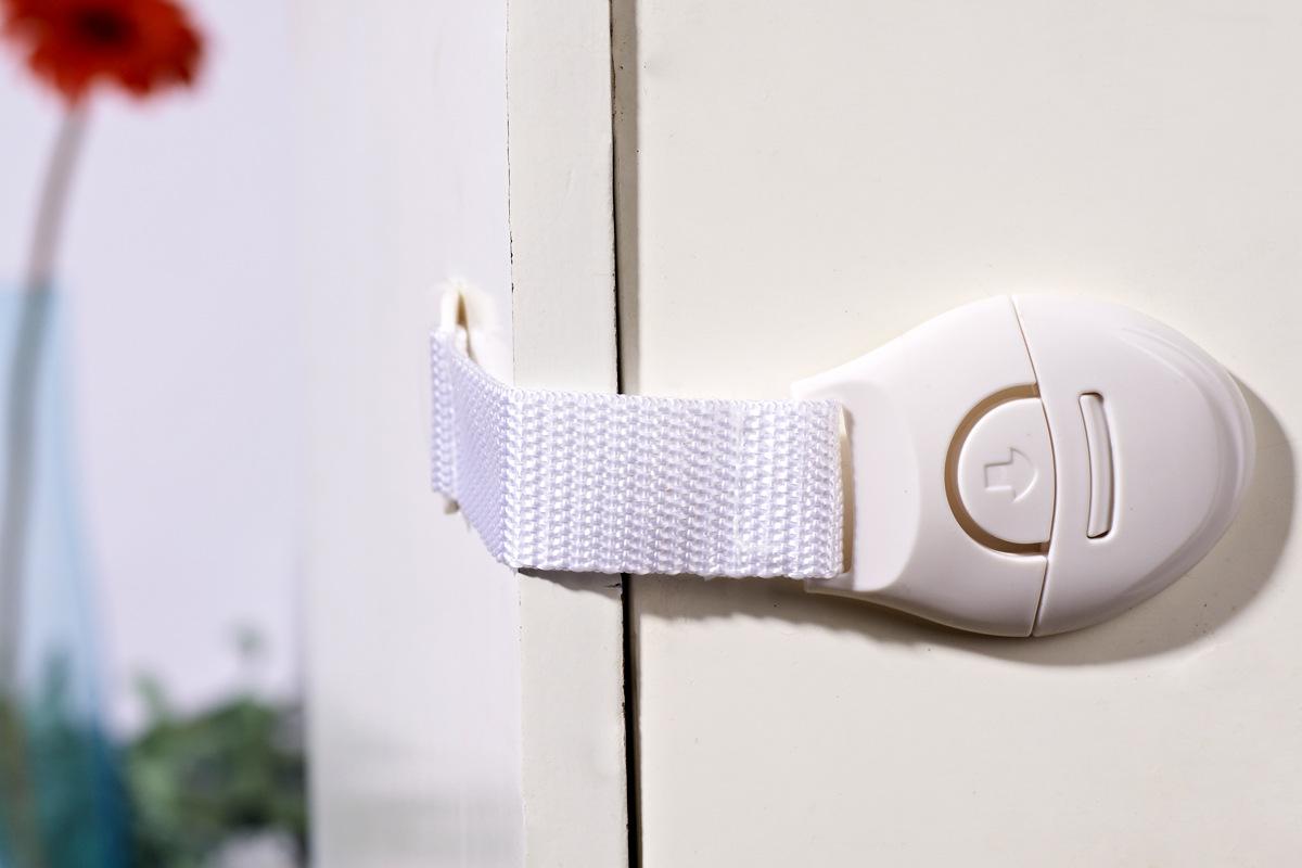 10 шт. много дверь шкафа ящики холодильник безопасности туалет lock для ребенка