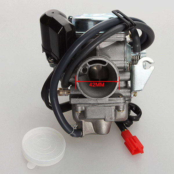 New Four Stroke Carburetor Auto Carb 150CC GY6 ATV Go Kart Roketa Taotao Bore 24mm