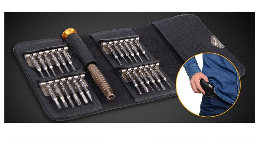 image for ORICO ST1 24-in-one Multifunction Screwdriver Set Mobile Phone Repair