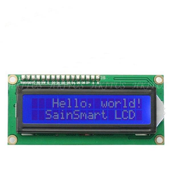 Hot 1602 16x2 HD44780 Character 1602 LCD Module Display 5V Serial IIC/I2C/TWI For Arduino UNO R3 MEGA2560 Nano Free Shipping(China (Mainland))
