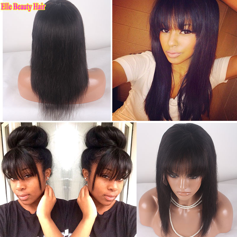 Ponytail Hairstyles With Chinese Bangs Compare prices on lace front ...