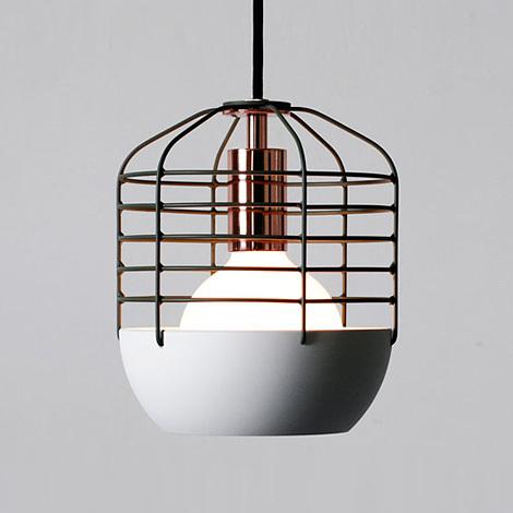 Jonah Takagi Bluff City Pendant Light Dia 200mm Retro Bird Nest Indoor Loft Light DC 90V - 260V Aluminum Ikea Simple Lightings(China (Mainland))