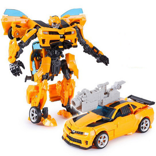 Transformation Bumblebee Deformation Toy Robots Brinquedos Action Figures Classic Toys Gifts For Children No Original Box(China (Mainland))