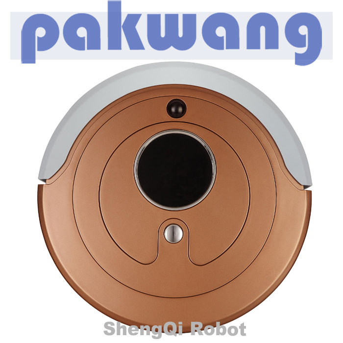 Robot Vacuum Cleaner With 2-way virtual wall,work as cleaner ,low noise,long working time,robot scooba(China (Mainland))