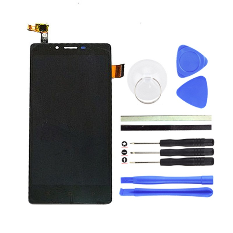 New MI Hongmi Note LCD Display Touch Screen Digitizer Replacement For Xiaomi Redmi Note Cell Phone Parts + Free Tools