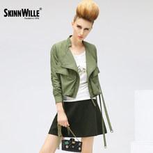 SkinnWille Весной 2017 новый куртка женская пальто женское джинсовая кожаная куртка куртки женские пиджак женский (China (Mainland))