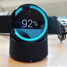 2016 High Quality Wireless Charging Cradle Dock Charger Cable For Motorola 360 Smart Watch Hot Worldwide A#V9(China (Mainland))