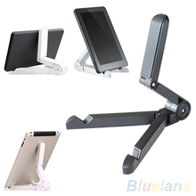 Foldable Adjustable Stand Bracket Holder Mount for Apple iPad Tablet PC 2MAF
