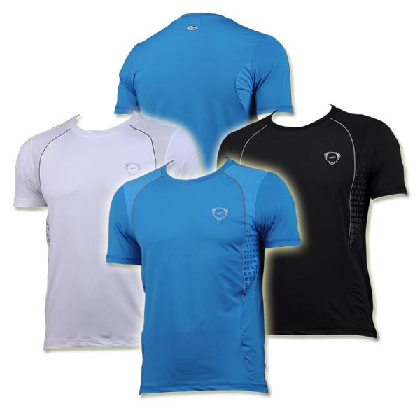 2016 Hot Men's Casual T-Shirts Tee Fashion Shirt Tops Designer Quick drying Sport Shirt US S M L XL LSL027