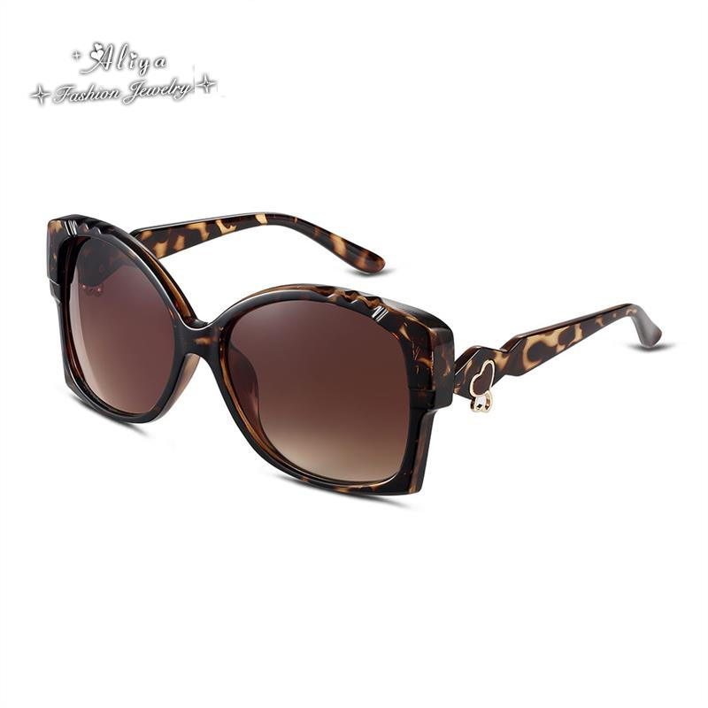 2016 Hot Sales Vintage UV 400 Protection Optical Fashion Sun Glasses for women sunglasses Free Shipping(China (Mainland))