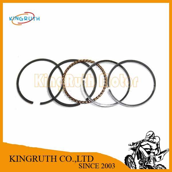 YBR150 Piston Ring Set motorcycle dirt bike pitbike piston ring for engine cylinder(China (Mainland))