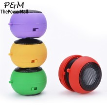 2016 Portable Mini USB Mp3 Speakers Stereo Music MP3 Player Subwoofer Amplifier Loudspeaker For PC All Phones 6 Colors 58(China (Mainland))