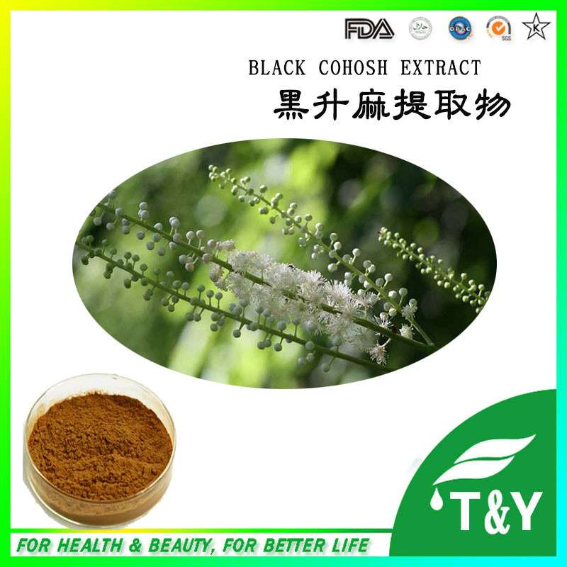 Pure natural black cohosh extract<br><br>Aliexpress