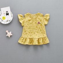 Crianças Moda lol Surpresa Verão Do Bebê Meninas Vestidos de Princesa Menina Vestido Elegante Para A Menina MINI Vestido de Roupas de Crianças Para A Menina(China)