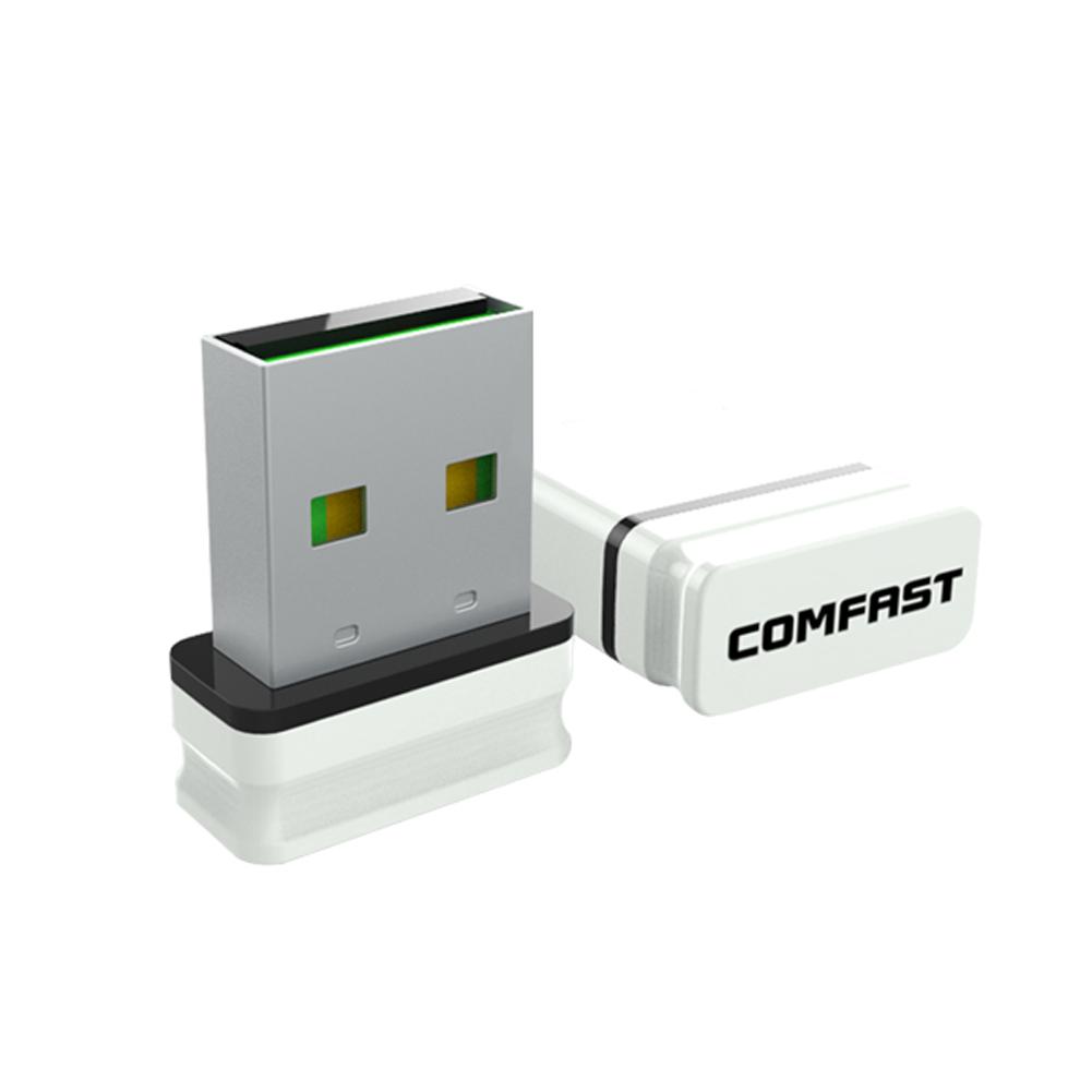 Mini USB Wifi Adapter 802.11n/g/b Wi Fi Antenna 150Mbps RTL8188EU Wireless LAN Network Card External WIFI for Desktop Laptop(China (Mainland))