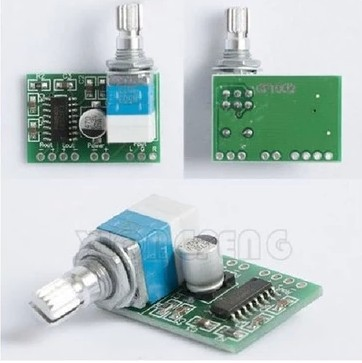 NEW A85 PAM8403 mini small 5V digital potentiometer with switch amplifier board USB-powered audio module(China (Mainland))