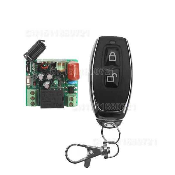 220v 1chrf wireless remote control light switch. Black Bedroom Furniture Sets. Home Design Ideas