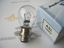 1468X 6V 4.5A 27W incandescent lamp,ophthalmic instruments microscope,6V4.5A bulb(China (Mainland))
