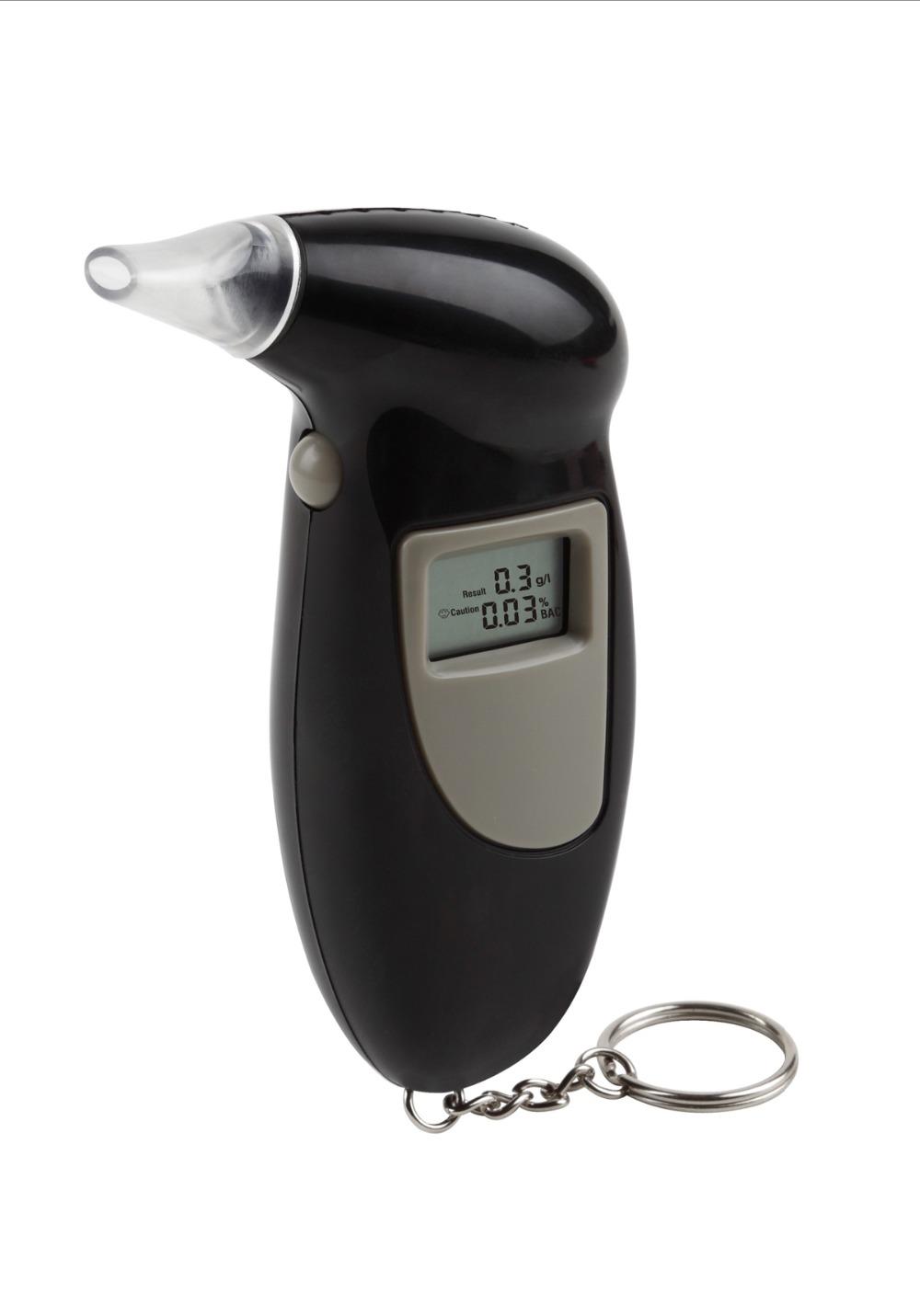 Fashion high accuracy mini Alcohol Tester breathalyzer(China (Mainland))