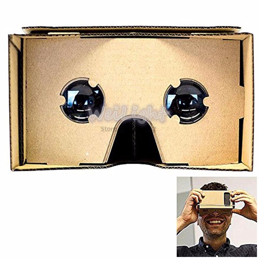 Очки виртуальной реальность своими руками
