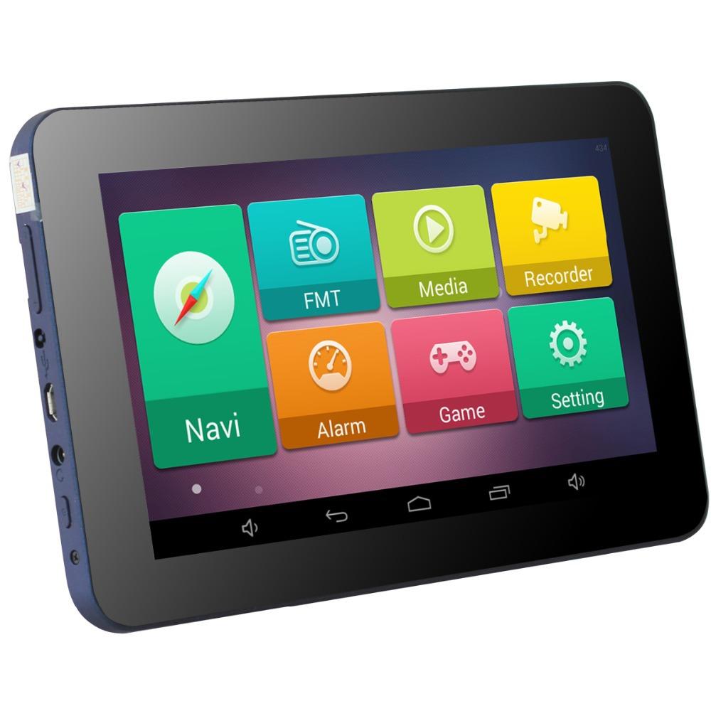 Car gps navigation mini no battery gps/gsm/gprs sim card navigation waterproof