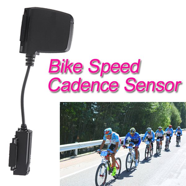 2015 Bike Computer Bicycle Cycle Speed Cadence Sensor Bluetooth LE Smart Fitness tracker Cycling speed cadence for iPhone(China (Mainland))