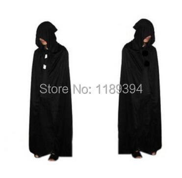 Halloween morte morte capa preta grande capa capa com for O jardineiro fiel capa