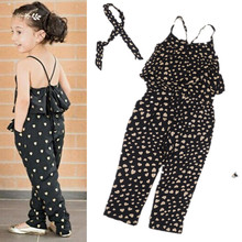 2015 girls Rompers clothes kids Girls harness heart-shaped piece clothing set kids baby girl clothes summer Jumpsuit clothes
