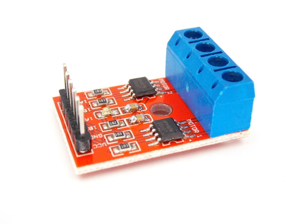Buy L9110s Module H Bridge Dual Dc