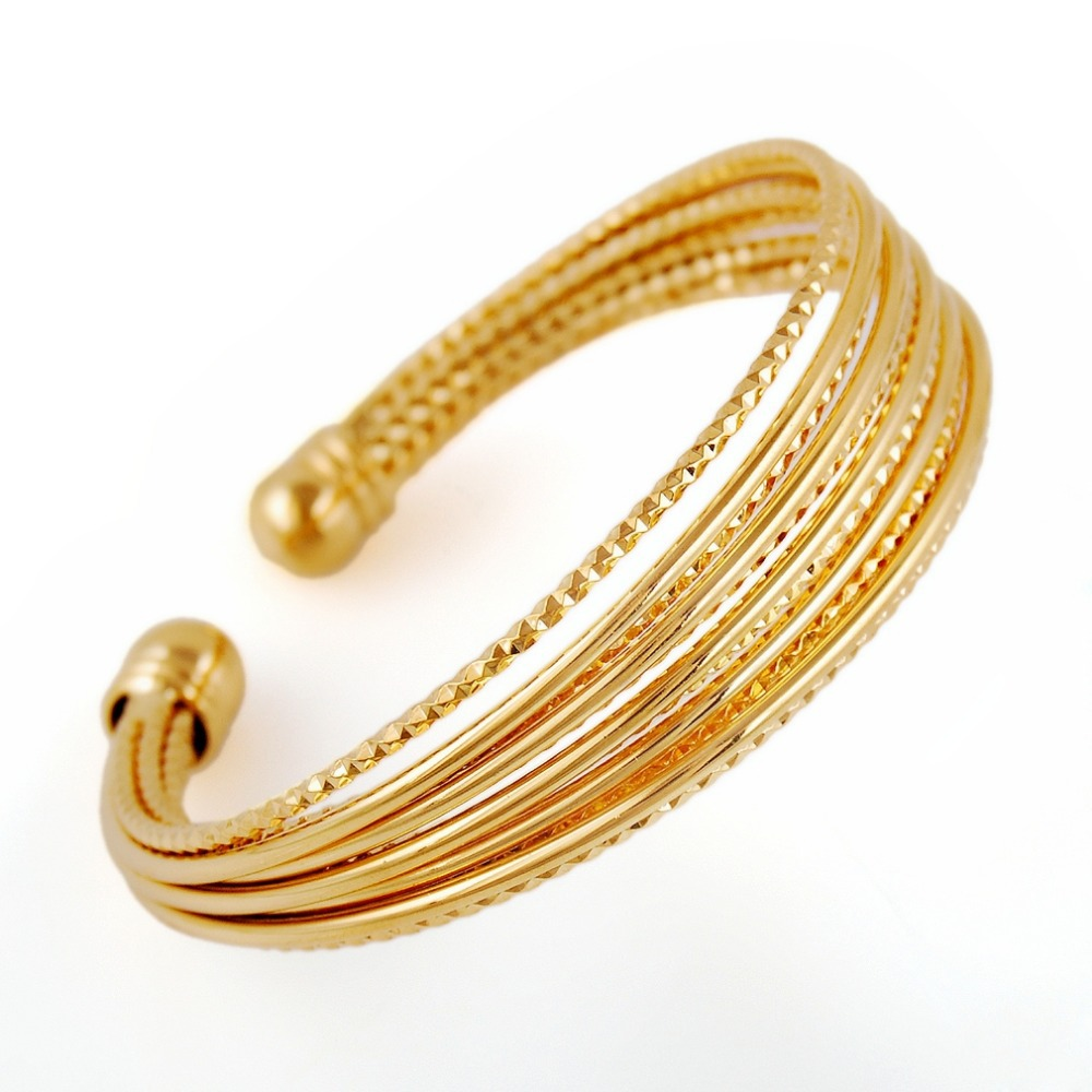2014 new top fashion brand high quality 18k real yellow