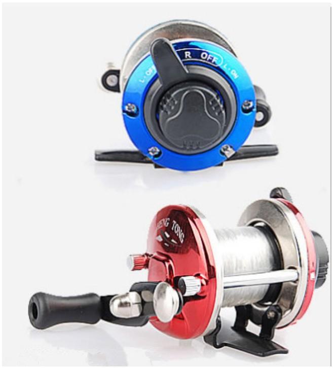 Катушка для удочки Li fishing  RB-PT